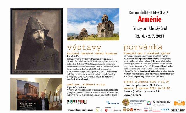 Výstavy kulturního dědictví UNESCO 2021